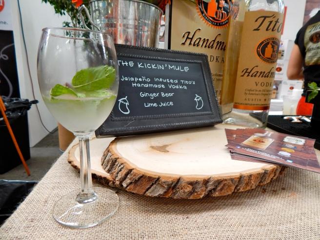 The Kickin' Mule from Tito's Vodka